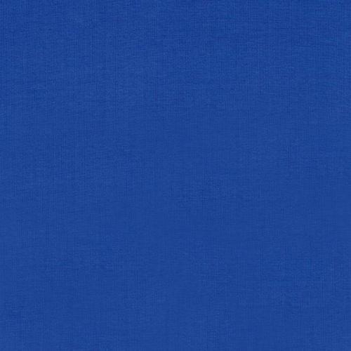 Enfärgad Trikå Royal Blue 19 150cm eko