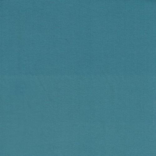 Enfärgad Trikå Jadeblå 26 eko