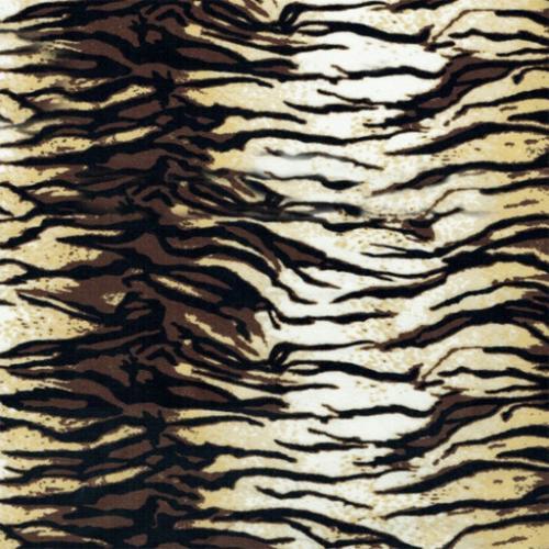 trikå Tiger gul/brun