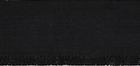 Linningsresår 60mm svart