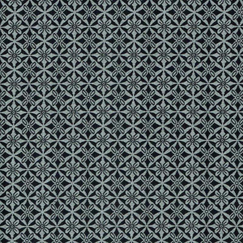 Vargön , möbel/gardintyg, svart