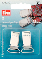 Hängsle-clips