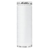 Seraflex 130m vit 2000 elastiskt sytråd