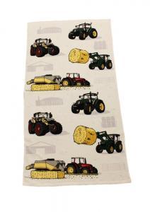 Badhandduk traktor