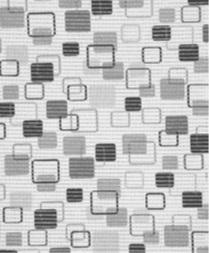 Softymatta ruta grå 65 cm