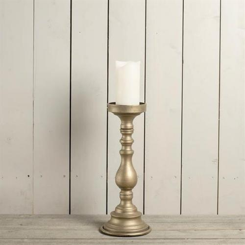 Ljusstake vintage för klotljus
