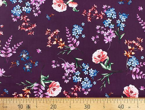 517 Blooms Gutermann 100% Bomull