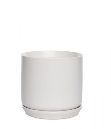 Lino med mattvitt fat 14.5 cm
