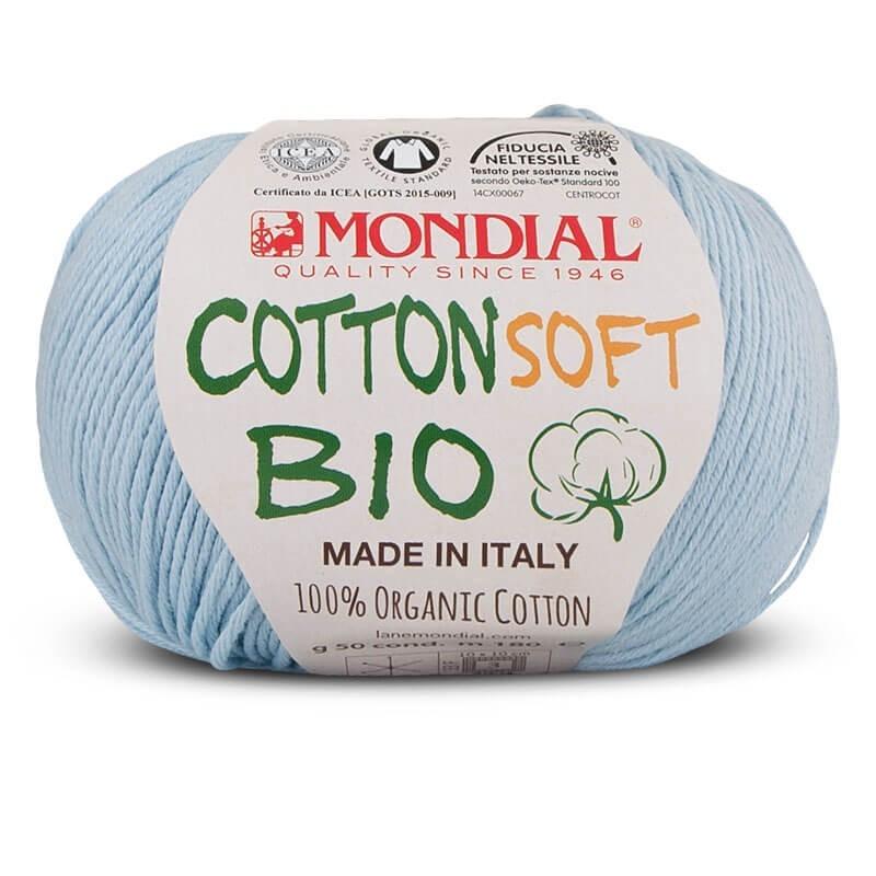 Cotton Soft Bio 50gr 180m 100% EKO