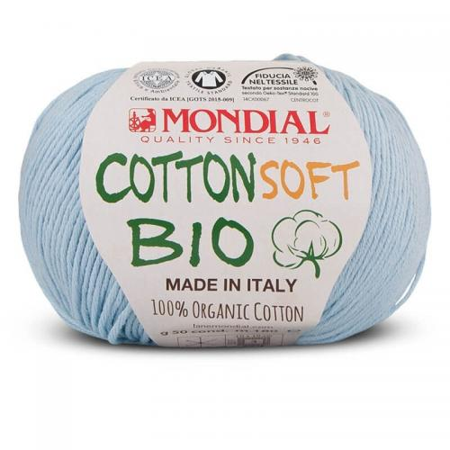 Cotton Soft Bio 50gr 180m 100% EKO