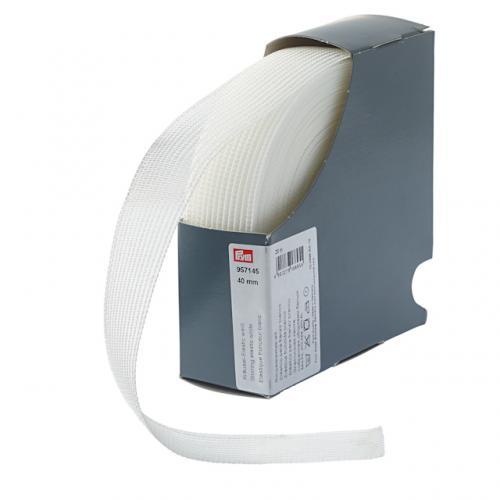 Gallerresår 40mm vit (smockresår)