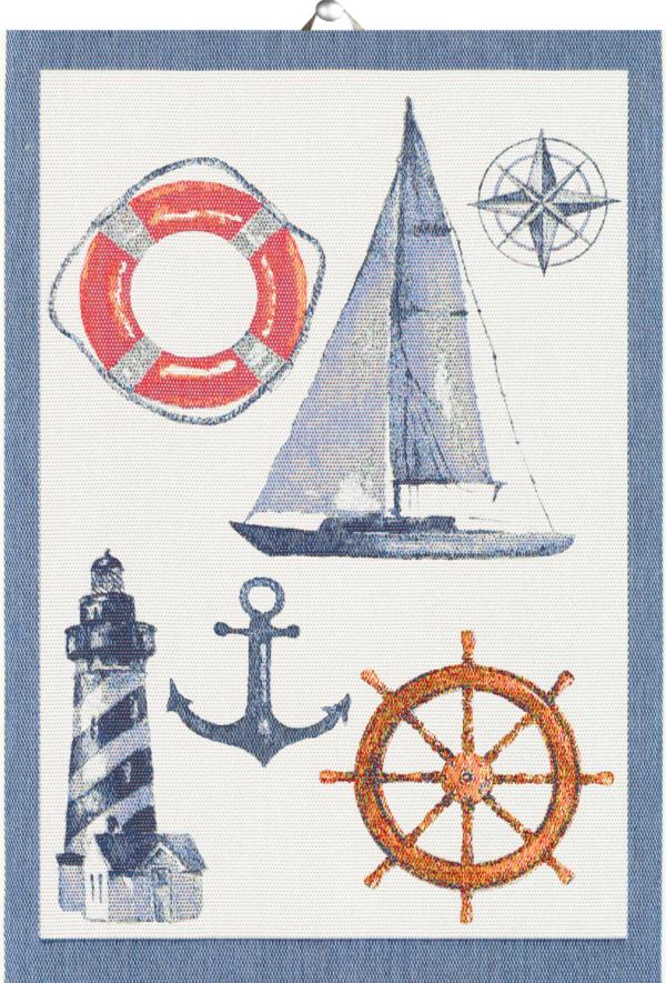 Handduk  kompass