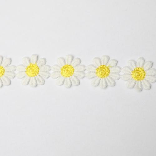 Dekorband blomma