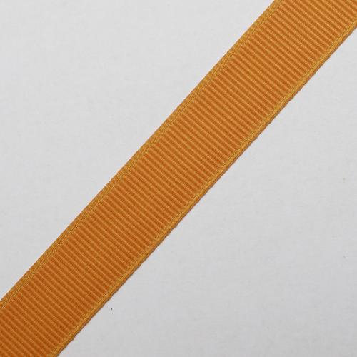 Ripsband senapsgul 15mm