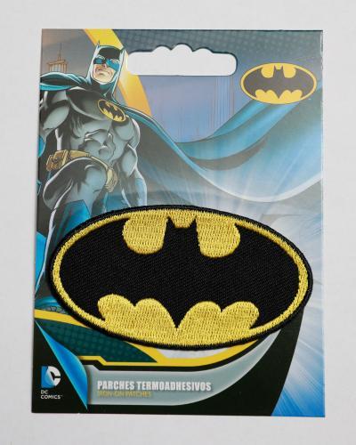 "Brodyrmärke ""Batman"" Licens"