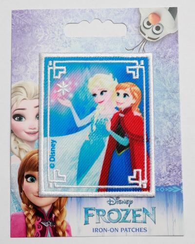 """Brodyrmärke """"Frost"""",  Licensmärke"""