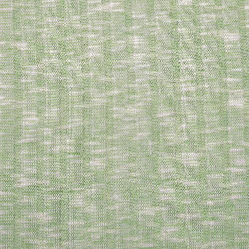 Ribbstickad Jersey Grön