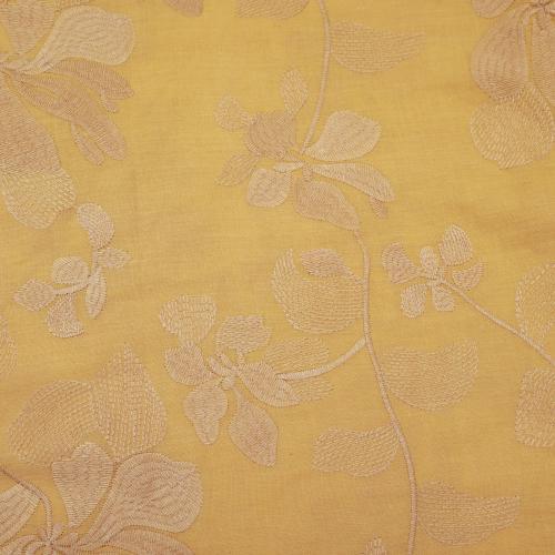 Brodyr Bomulls Polyester gul
