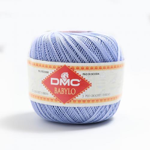 DMC Babylo Virkgarn 50gr Lila 454 20/12