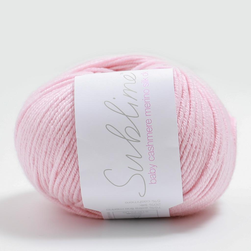 Sublime Baby Cashmere merino  silk DK 50 gr
