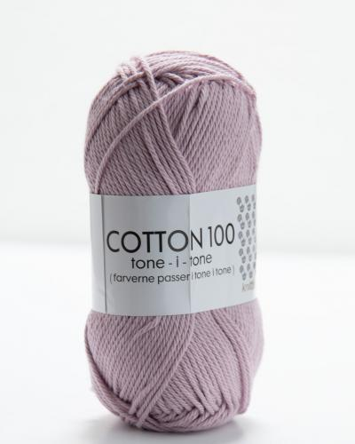 Bomullsgarn, Cotton tone-i-tone