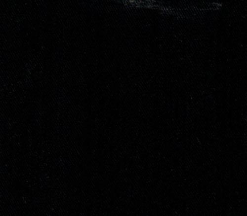 Viskosväv Enfärgad svart bellman