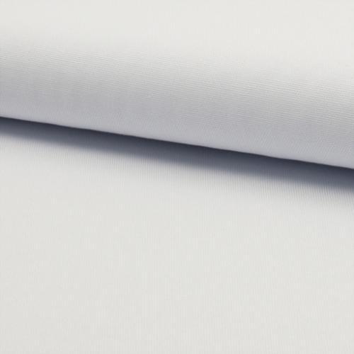 Canvastyg, vit