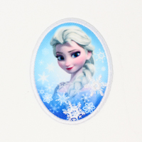 Dekorationsmärke ur Frostfilmen