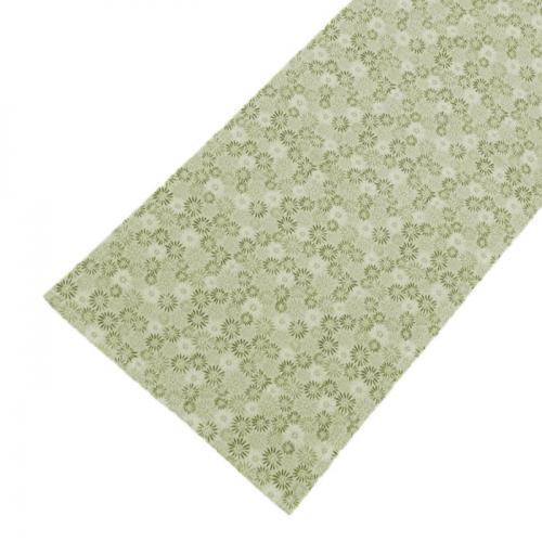 Aster, bordlöparei  grönt  35*120 cm