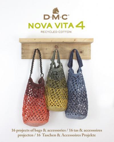 DMC Nova Vita 4 Mönsterbok