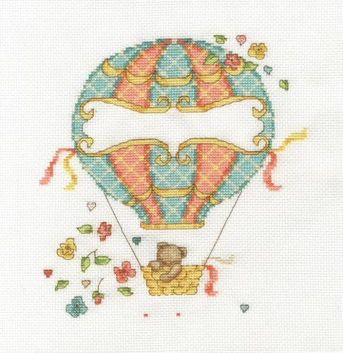 Broderi Baby Balloon 19x20
