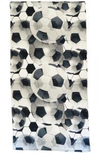 Frottehandduk, 65*130, fotboll