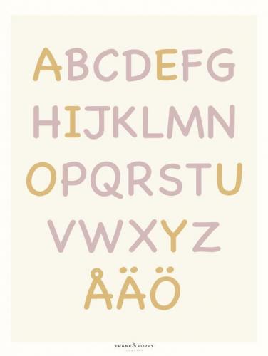 Poster ABC