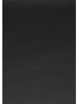 Galon 12 svart polyester skinn