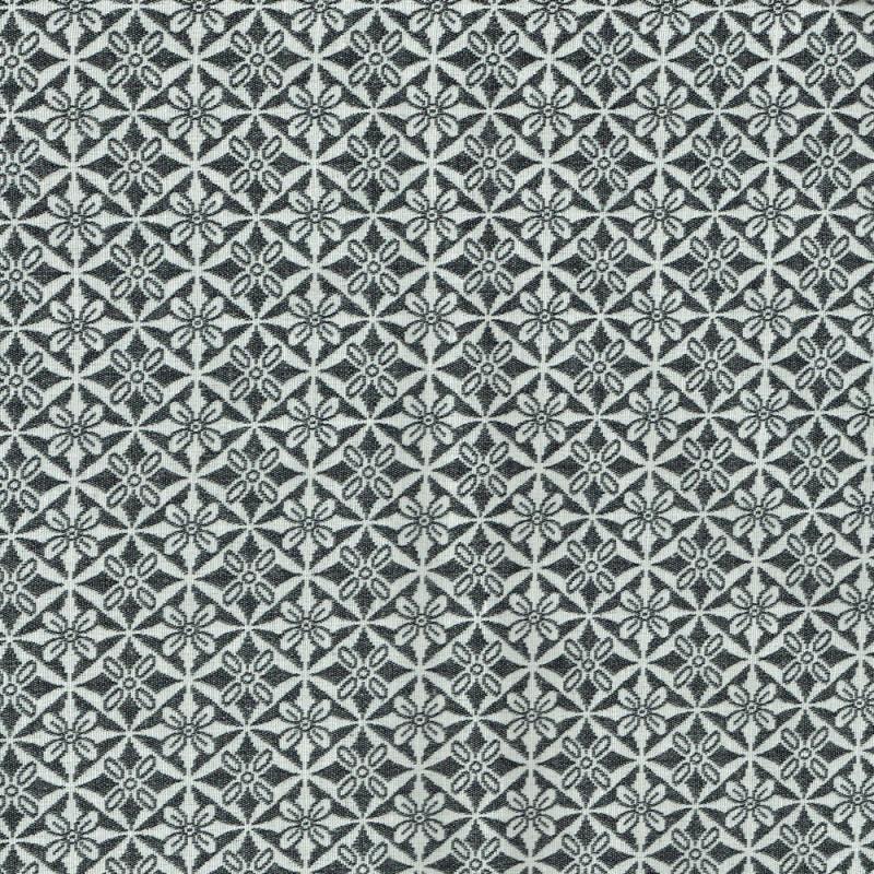 Vargön, möbel/gardintyg, grå