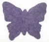 Grytunderlägg,Fjäril. Lavendel
