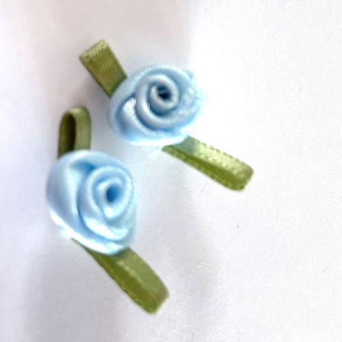 sidenosor blå