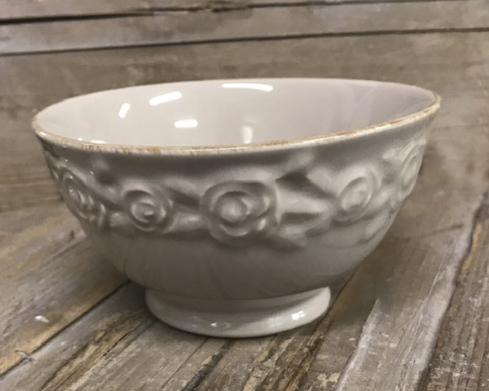 Bowl rose khaki