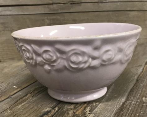 Bowl rose pink