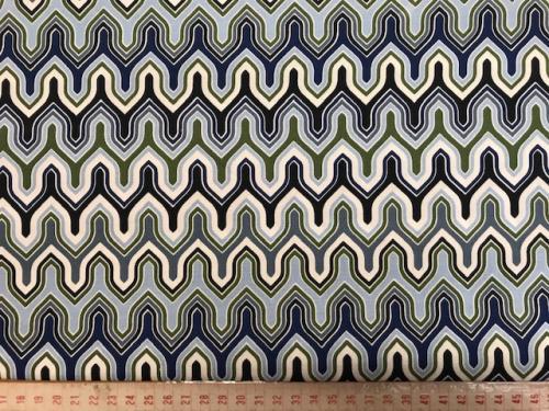 593 Marrakesch Gutermann 100% Bomull Blå
