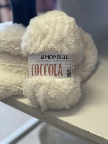 Coccola Pälsgarn 100gr