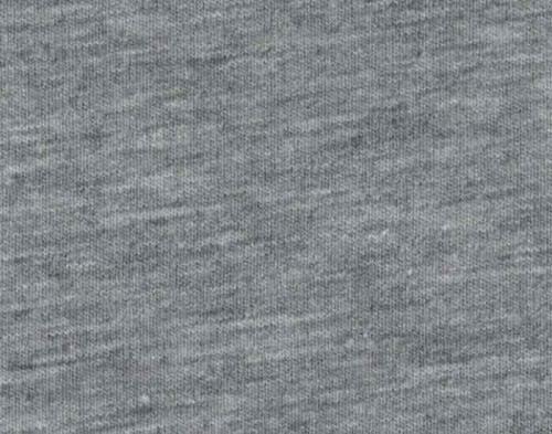 Jogging Mel Ljus grå 162 oeko-tex 150 cm
