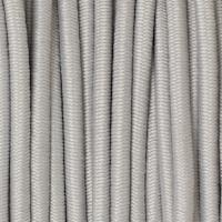 Anoraksnodd elastisk Ljus grå 16  3mm