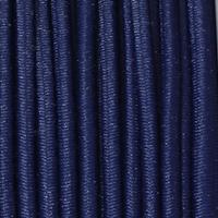 Anoraksnodd elastisk marinblå