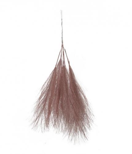 Påskfjäder Polyester Gammelrosa