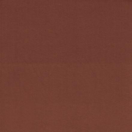 Enfärgad trikå Signalbrun 47