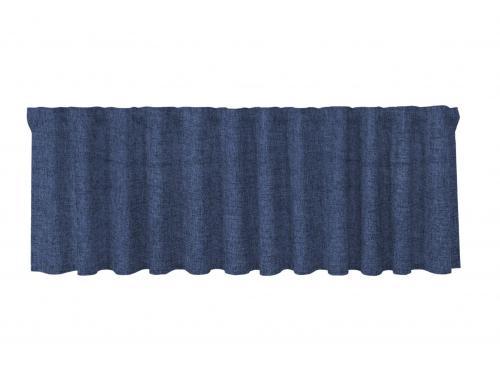 SOHO gardinkappa Denim blå