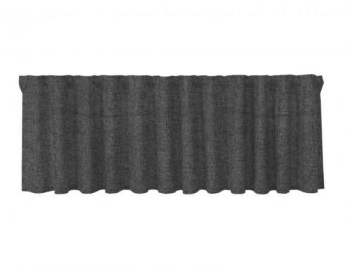 SoHo mörkgrå kappa multiband