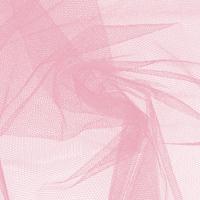 Tyll mjuk Rosa glitter 74 150cm