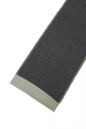 Duk / bordslöpare Strands, 35*120 cm svart